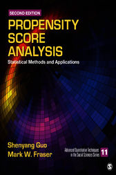 Propensity Score Analysis: Statistical Methods and Applications