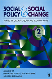 Social Policy and Social Change by Jillian A. Jimenez
