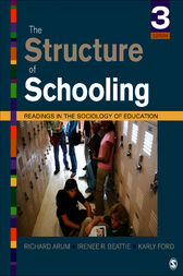 The Structure of Schooling by Richard Arum
