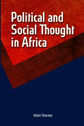 Political and Social Thought in Africa by Helmi Sharawy
