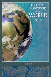 Political Handbook of the World 2015 by Tom Lansford