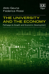 The University and the Economy by A. Geuna