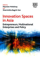 Innovation Spaces in Asia by M. McKelvey