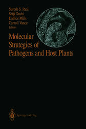 Molecular Strategies of Pathogens and Host Plants by Suresh S. Patil