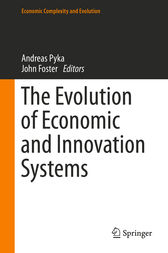 The Evolution of Economic and Innovation Systems by Andreas Pyka