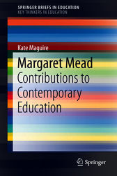 Margaret Mead by Kate Maguire
