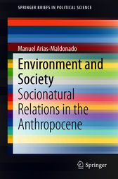 Environment and Society by Manuel Arias-Maldonado
