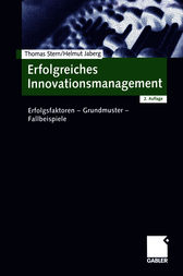 Erfolgreiches Innovationsmanagement by Thomas Stern