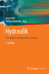 Hydraulik by Dieter Will