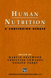Human Nutrition by M. A. Eastwood