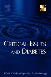 Critical Issues and Diabetes - ECAB by Samar Banerjee