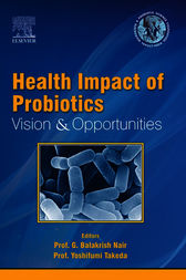 ECAB Health Impact of Probiotics: Vision & Opportunities - E-Book by G Balakrish Nair