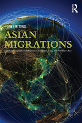 Asian Migrations by Tony Fielding