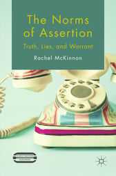 The Norms of Assertion by Rachel McKinnon