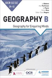 OCR GCSE (9–1) Geography B: Geography for Enquiring Minds by Alan Parkinson