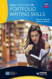 Higher English for CfE: Portfolio Writing Skills by Andrew G. Ralston