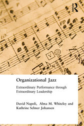 Organizational Jazz by David Napoli