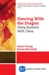Dancing With The Dragon by Mona Chung