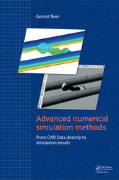 Advanced Numerical Simulation Methods by Gernot Beer