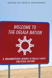 Welcome to the Oglala Nation by Akim D. Reinhardt