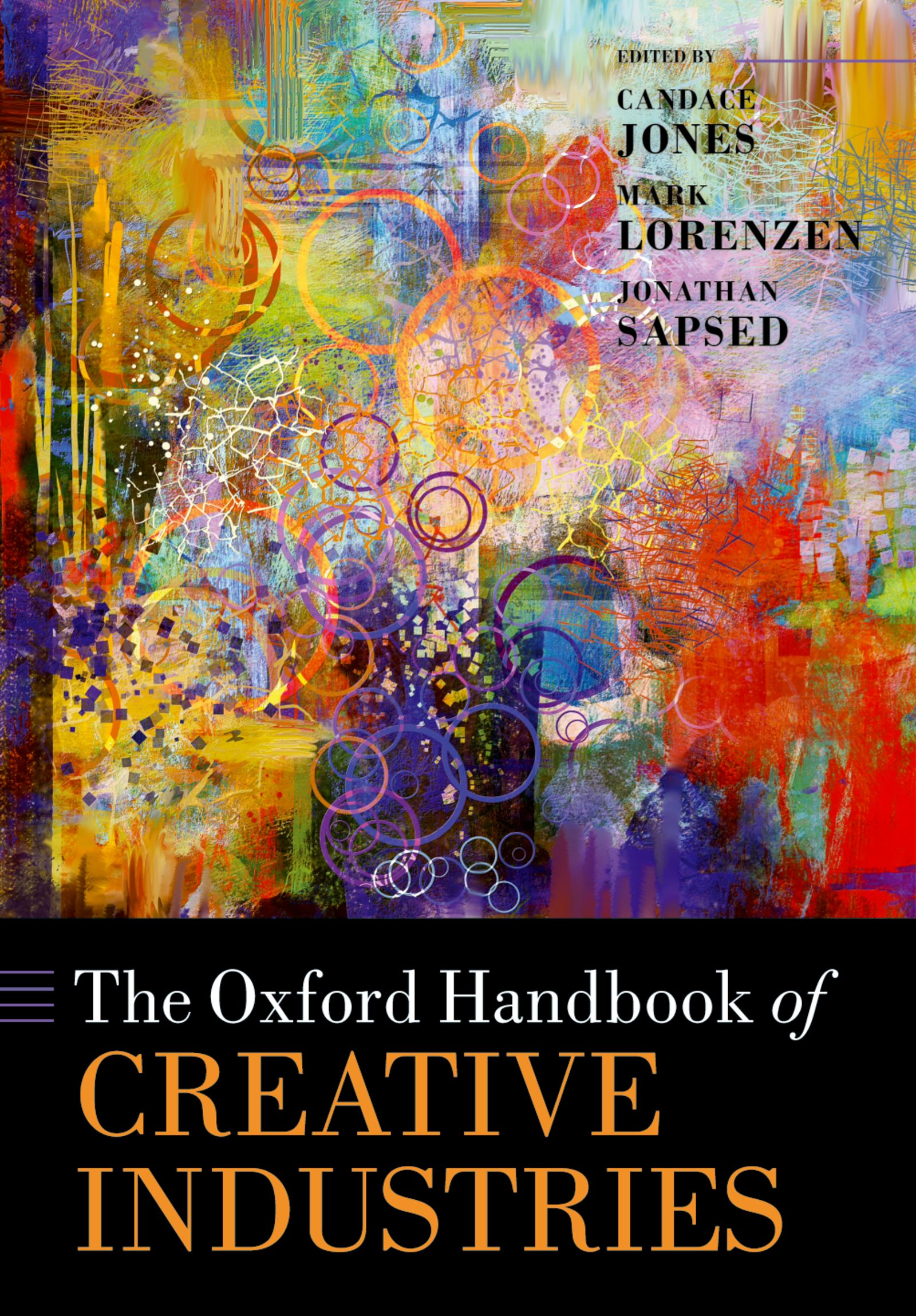Download Ebook The Oxford Handbook of Creative Industries by Candace Jones Pdf