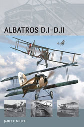 Albatros D.I-D.II by James F. Miller