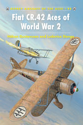 Fiat CR.42 Aces of World War 2 by Hëkan Gustavsson