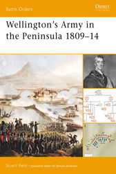 Wellington's Army in the Peninsula 1809-14 by Stuart Reid