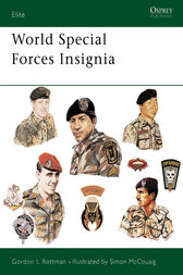 World Special Forces Insignia by Gordon L Rottman