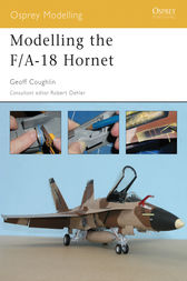 Modelling the F/A-18 Hornet by Geoff Coughlin
