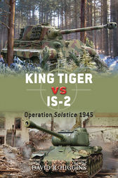 King Tiger Vs IS-2 by David Higgins
