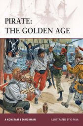 Pirate: The Golden Age by David Rickman