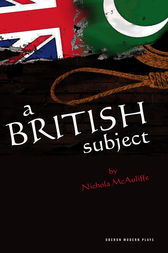 A British Subject by Nichola McAuliffe