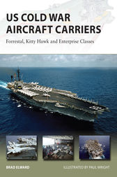 US Cold War Aircraft Carriers by Brad Elward