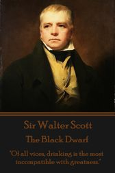 The Black Dwarf by Sir Walter Scott