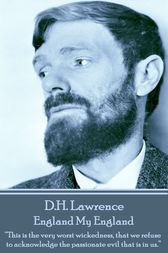 England My England by D.H. Lawrence