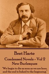 Condensed Novels - Vol 2 - New Burlesques by Bret Harte