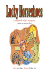 Lucky Horseshoes by Gayle Grass