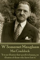 Mrs Craddock by W Somerset Maugham