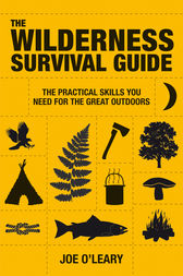 Wilderness Survival Guide: The Practical Skills You Need For The Great Outdoors by Joe O'Leary Author