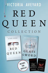 Red Queen Collection by Victoria Aveyard