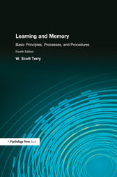 Learning and Memory by W. Scott Terry