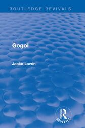 Gogol by Janko Lavrin