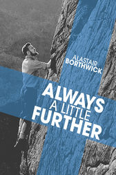 Always a Little Further by Alastair Borthwick