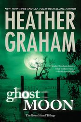 Ghost Moon (The Bone Island Trilogy, Book 3) by Heather Graham