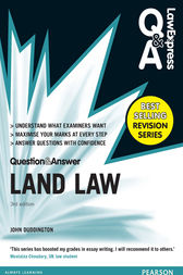 Law Express Question and Answer: Land Law(Q&A revision guide) by John Duddington