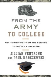From the Army to College by Jillian Ventrone