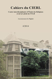Cahiers du CIERL - 4/2014 by Collectif