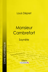 Monsieur Cambrefort by Louis Dépret