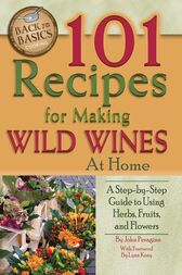 101 Recipes for Making Wild Wines at Home by John Peragin